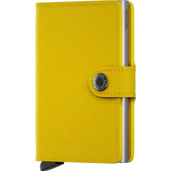 Secrid Mini Wallet - Crisple Lemon