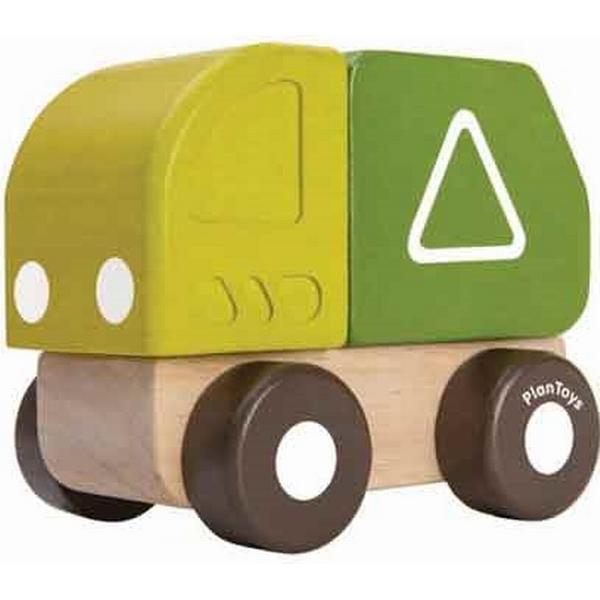 Plantoys Mini Skraldebil