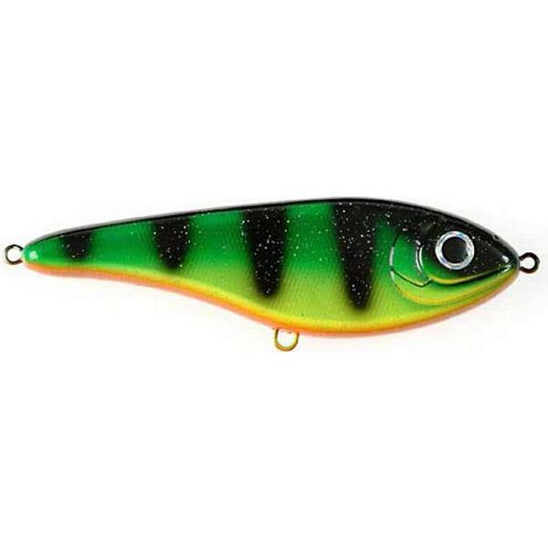 Strike Pro Buster Jerk Shallow Runner 15cm Fire Tiger