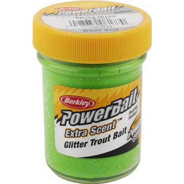 Berkley Powerbait Glitter Trout Bait Sp/Green