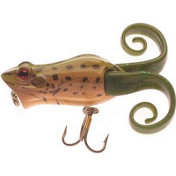 Berkley Frenzy Pop Frog 6cm Leopard Frog