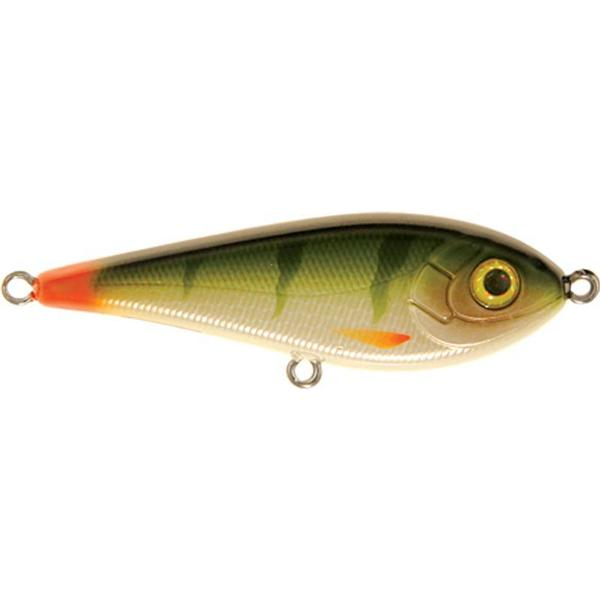 Strike Pro Buster Jerk II 12cm Natural Perch