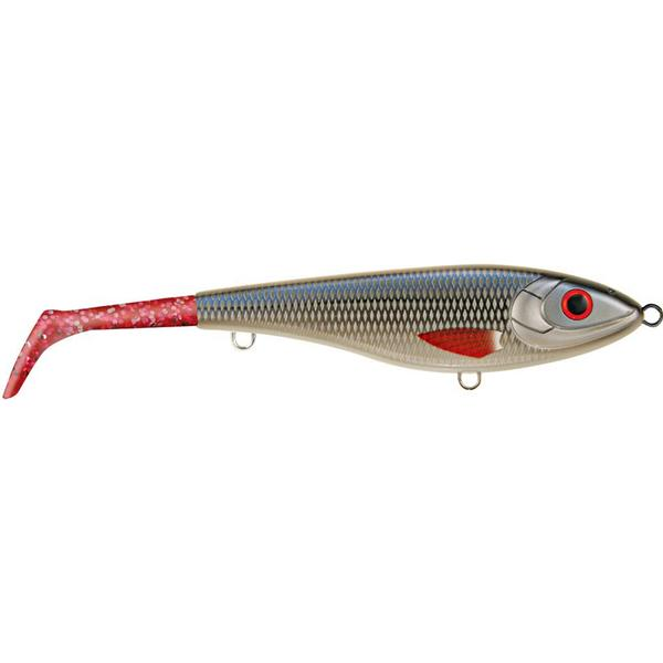Strike Pro Bandit Paddle Tail 22cm Whitefish - Pink