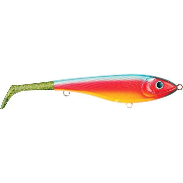 Strike Pro Bandit Paddle Tail 22cm Parrot - Chartreuse