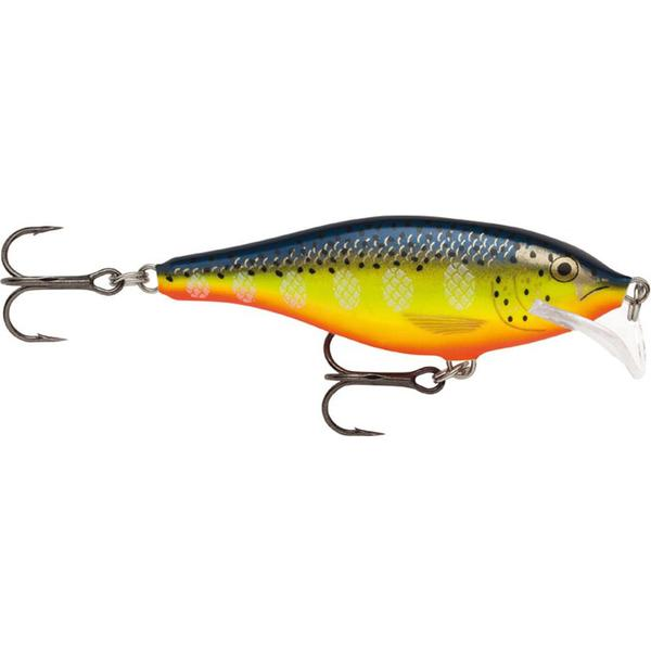 Rapala Scatter Rap Shad 7cm Hot Steel HS