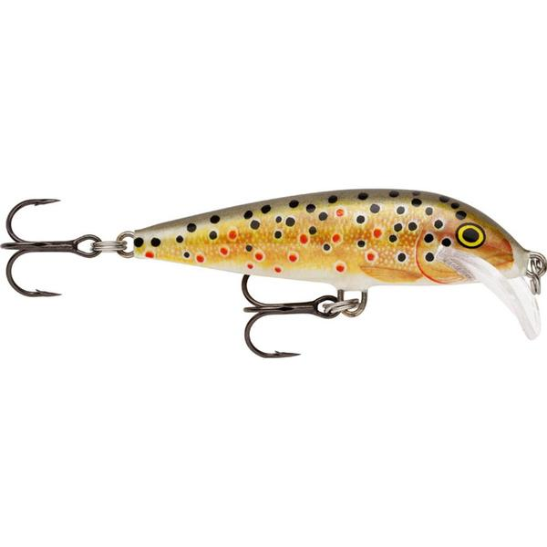 Rapala Scatter Rap Countdown 7cm Brown Trout TR