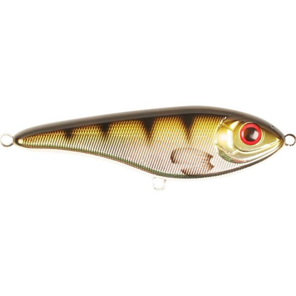 Strike Pro Buster Jerk Sinking 15cm Metallic Perch