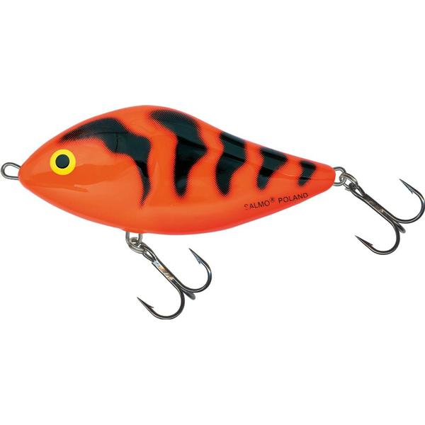 Salmo Slider 10cm Red Tiger