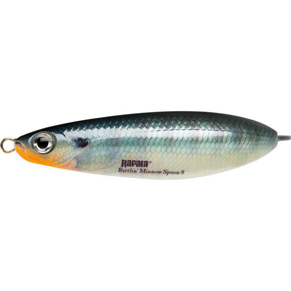 Rapala Minnow Spoon Rattlin Vass 8cm Bluegill BG