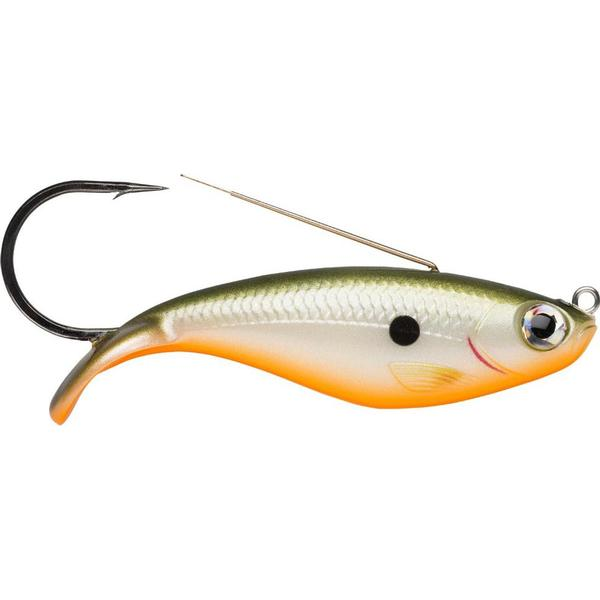 Rapala Weedless Shad 8cm Redfin Shiner RFSH