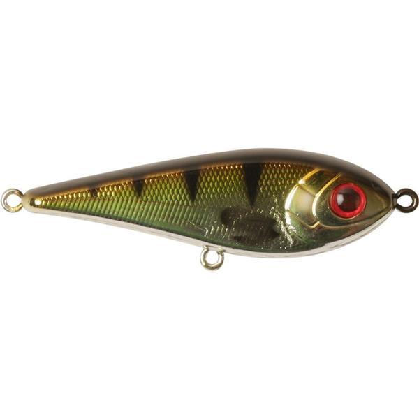 Strike Pro Tiny Buster. slow sink 6.5cm Metallic Perch