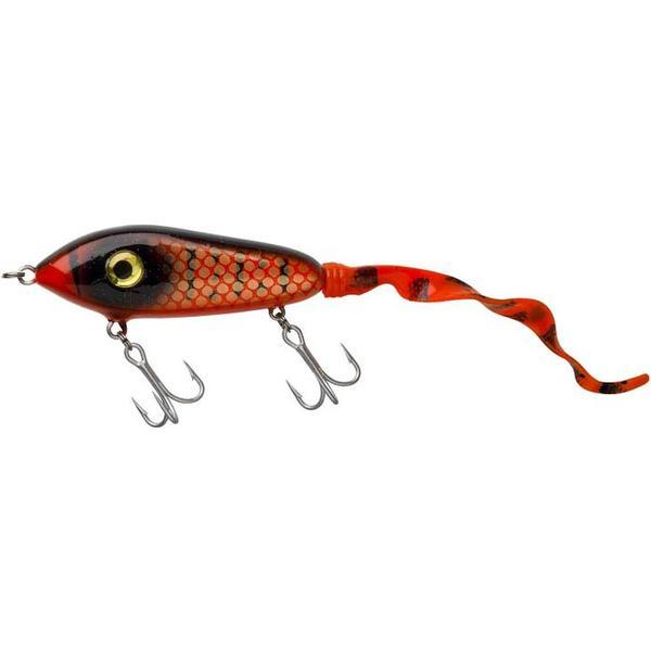 Abu Garcia Svartzonker McMy S 22cm Red Black