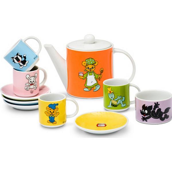 Micki Bamse Coffee Set Porcelain