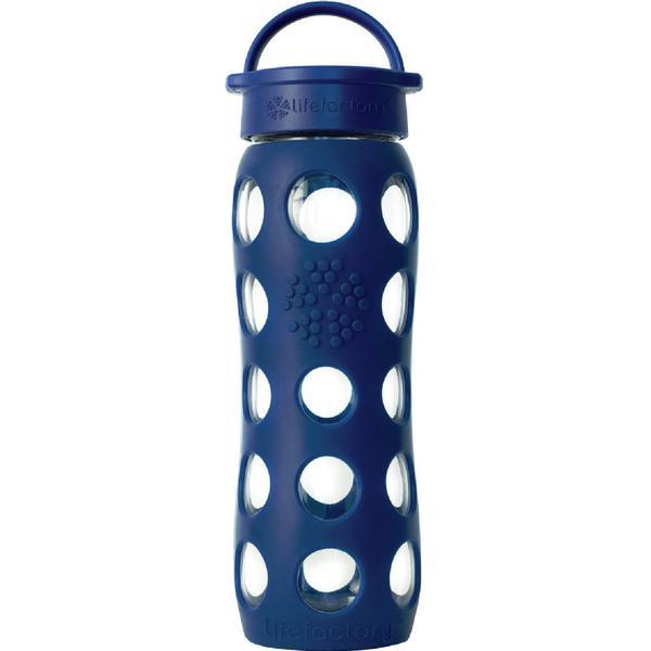 Lifefactory Glass Water Bottle 650ml