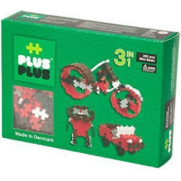 Plus Plus Mini Basic 3 in 1 Building Kit 220pcs