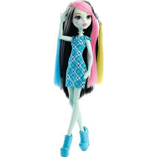 Mattel Monster High Voltageous Hair Frankie Stein Dukke