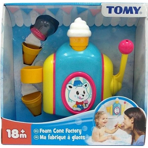 Baby Baby Bathing/grooming Tomy Foam Cone Factory Toy