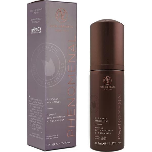 Vita Liberata Phenomenal 2-3 Week Tan Mousse Dark 125ml