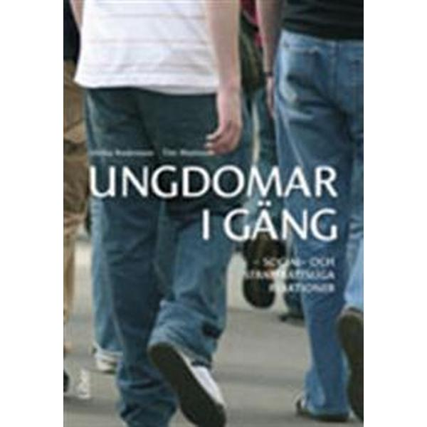 Ungdomar i gäng: social- och straffrättsliga reaktioner (Häftad, 2011)