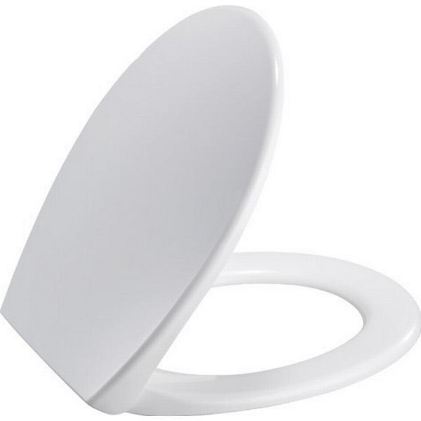 Pressalit Toiletsæde Pressalit 718 With Soft-Close & Lift-Off Toilet Seat & Cover (Bottom F