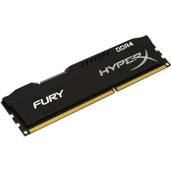 HyperX Fury Black DDR4 2400MHz 16GB (HX424C15FB/16)