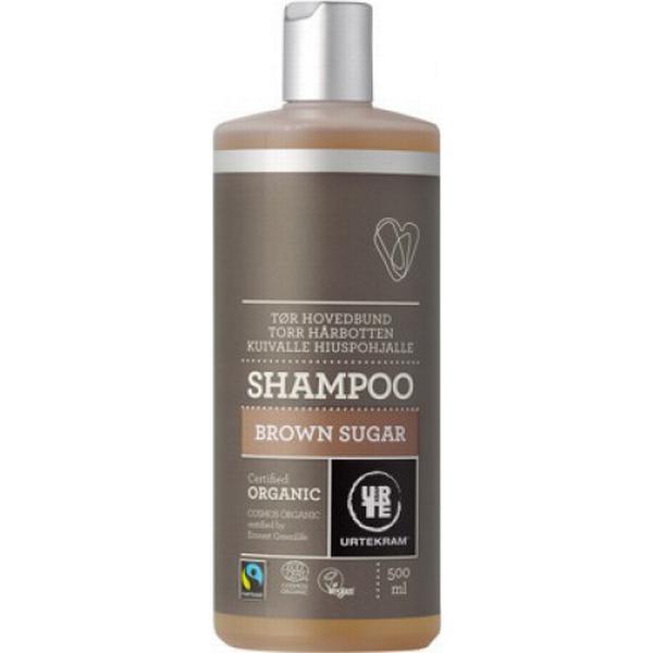 Urtekram Brown Sugar Dry Scalp Organic Shampoo 500ml