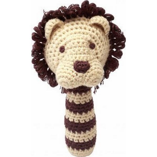 NatureZoo Miss Lion Rattle Stick