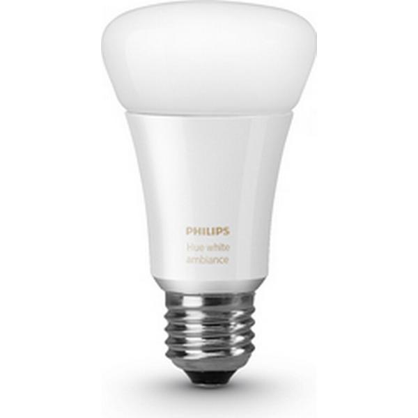 Philips Hue White Ambiance LED Lamp 9.5W E27