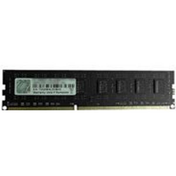 G.Skill Value DDR3 1333MHz 2x4GB (F3-1333C9D-8GNS)