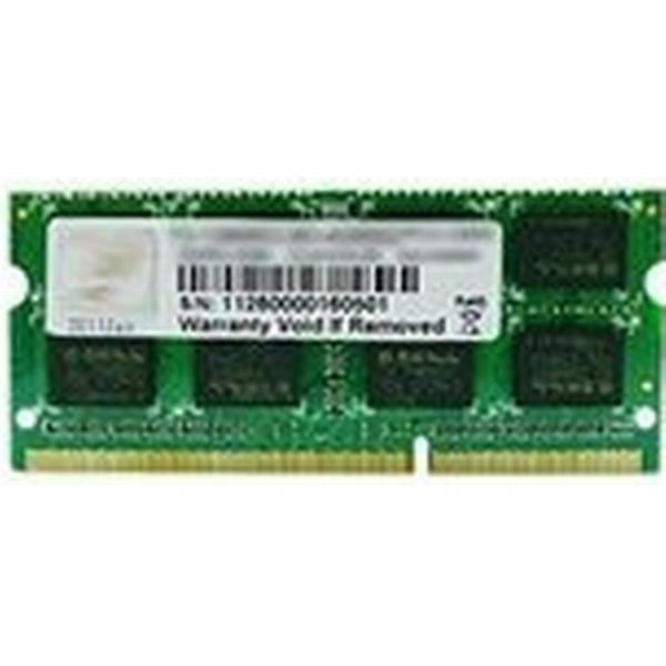 G.Skill Standard DDR3 1600MHz 8GB (F3-1600C11S-8GSQ)