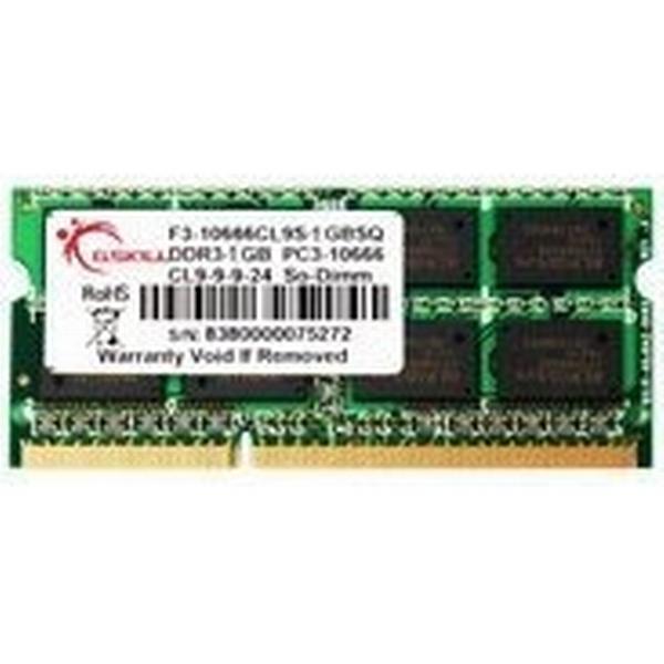 G.Skill Standard DDR3 1333MHz 2GB (F3-10666CL9S-2GBSQ)