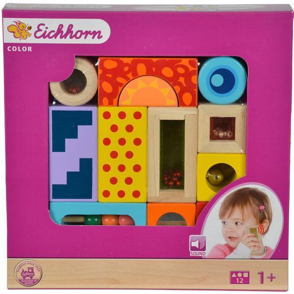 Eichhorn Color Lyd Klodser