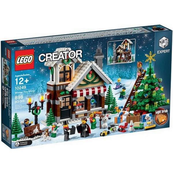Lego Creator Vinterlegetøjsbutik 10249