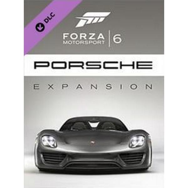 Forza Motorsport 6: Porsche