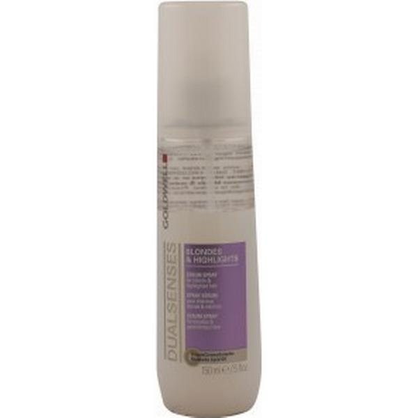 Goldwell Dualsenses Blondes & Highlights Anti-Brassiness Serum Spray 150ml
