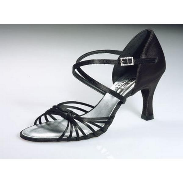 Tara UK 2.5 heel - Silver PU - UK Tara 7 930ad9