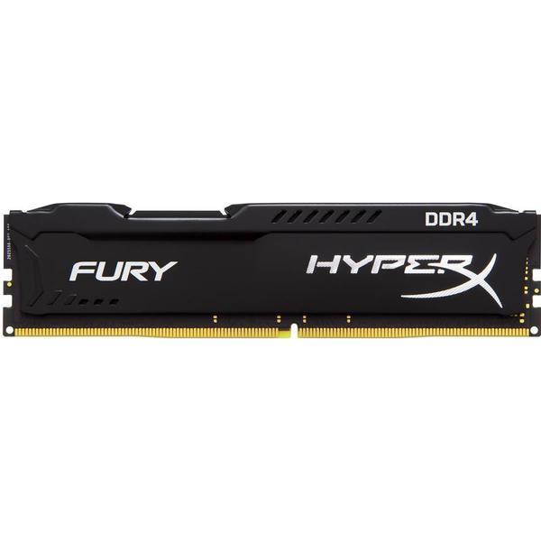 HyperX Fury Black DDR4 2400MHz 4x8GB (HX424C15FB2K4/32)