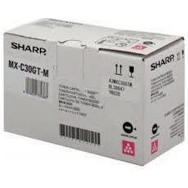 Sharp (MXC30GTM) Original Toner Magenta 6000 Sidor