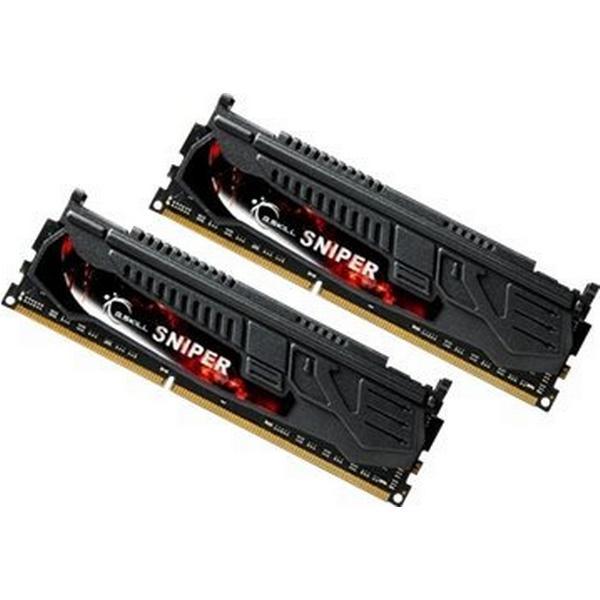 G.Skill Sniper DDR3 1333MHz 2x4GB (F3-10666CL9D-8GBSR)