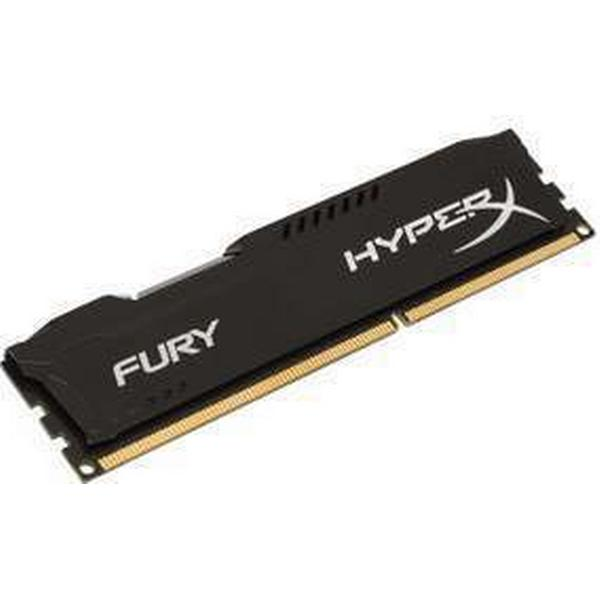 HyperX Fury Black DDR3 1333MHz 4GB (HX313C9FB/4)