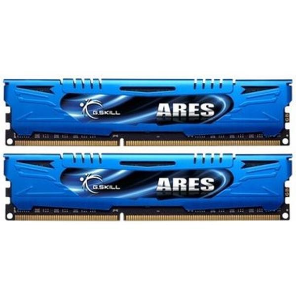 G.Skill Ares DDR3 2133MHz 2x4GB (F3-2133C10D-8GAB)