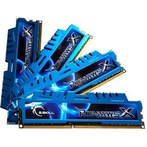 G.Skill RipjawsX DDR3 2400MHz 4x4GB (F3-2400C11Q-16GXM)