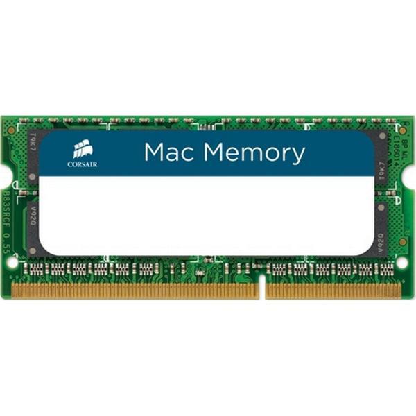 Corsair DDR3 1333MHz 4GB for Apple Mac (CMSA4GX3M1A1333C9)