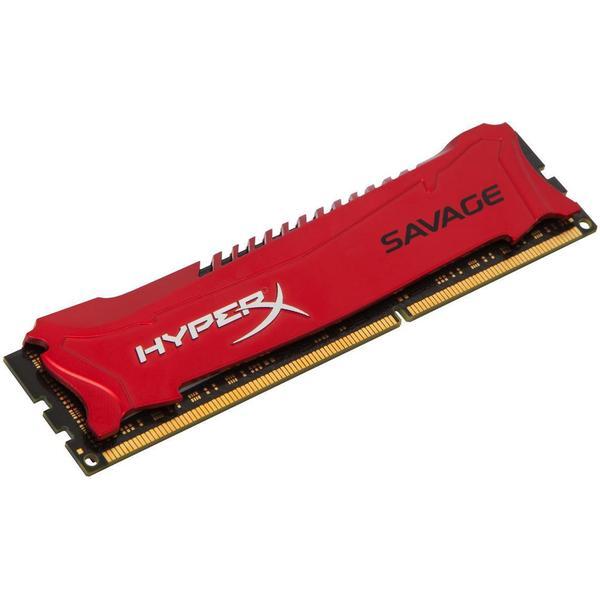 HyperX Savage Red DDR3 2400MHz 4GB (HX324C11SR/4)