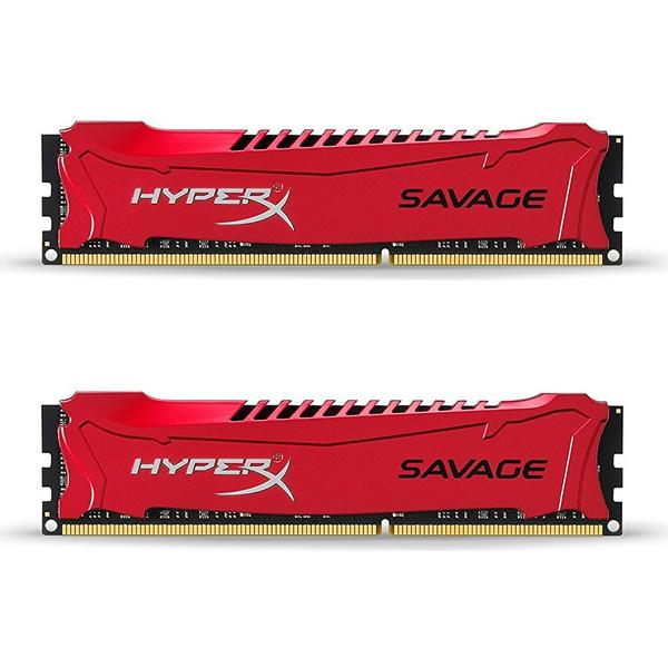 HyperX Savage Red DDR3 2133MHz 2x8GB (HX321C11SRK2/16)