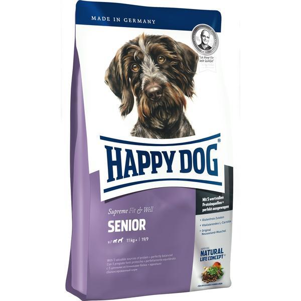 happy dog supreme fit well senior sammenlign. Black Bedroom Furniture Sets. Home Design Ideas