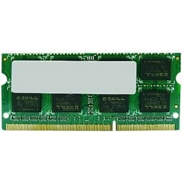 G.Skill Standard DDR3 1600MHz 2GB (F3-12800CL9S-2GBSQ)
