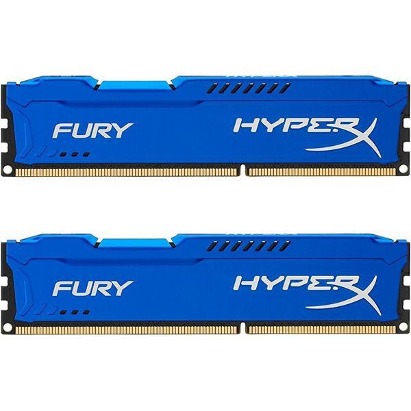 HyperX Fury Blue DDR3 1600Mhz 2x8GB (HX316C10FK2/16)