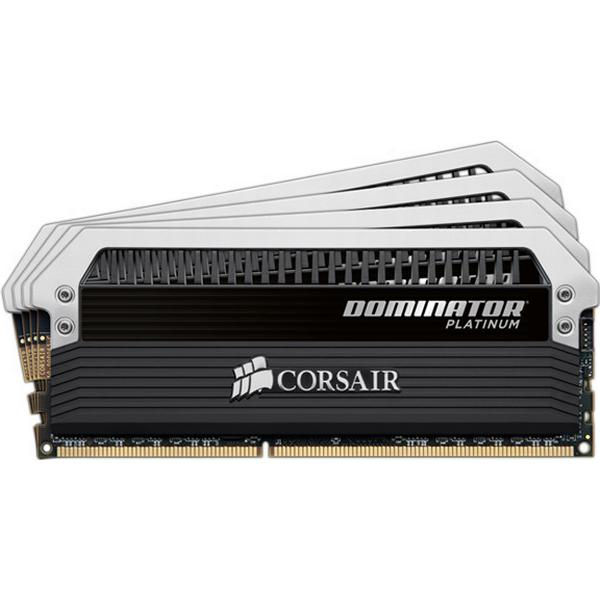 Corsair Dominator Platinum Series DDR4 2666MHz 4x4GB (CMD16GX4M4A2666C15)