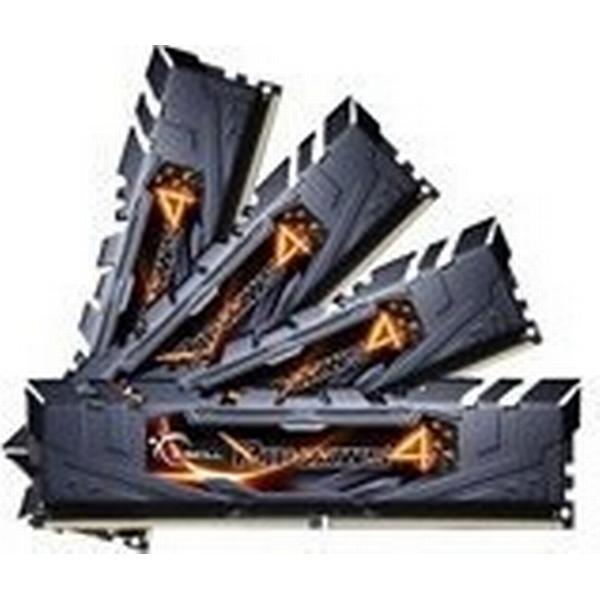 G.Skill Ripjaws 4 DDR4 2400MHz 4x4GB (F4-2400C15Q-16GRK)